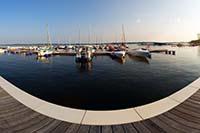 Městský přístav Senftenberg
